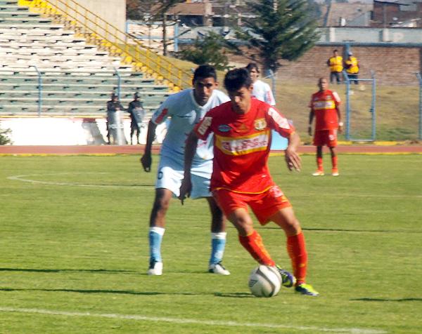 El último abanderado del fútbol de Junín es Sport Huancayo, que ganó la Copa Perú en 208 y, desde entonces, trata de ser protagonista en el Descentralizado (Foto: diario Primicia de Huancayo)