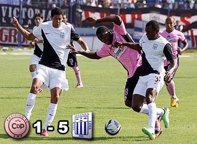 Foto: Julio Cárdenas Sagástegui / Prensa Pacífico FC