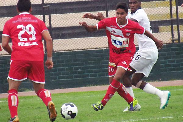 Luis Fernández Dávila regresó a San Simón para la parte final de la temporada (Foto: José Salcedo / DeChalaca.com)
