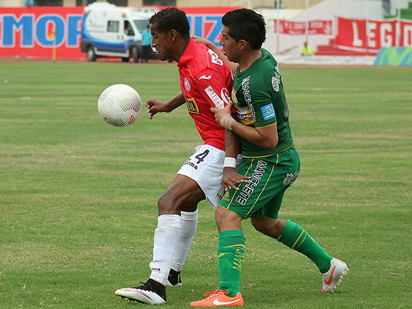 J. Chumpitaz (Foto: prensa Juan Aurich)