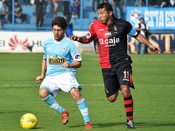 Cristal y Melgar llegaron a la última jornada con posibilidades de pelear por el Clausura. (Foto: Raúl Chávarry / DeChalaca.com)
