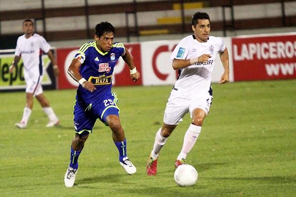 Freire (Foto: prensa Sporting Cristal)