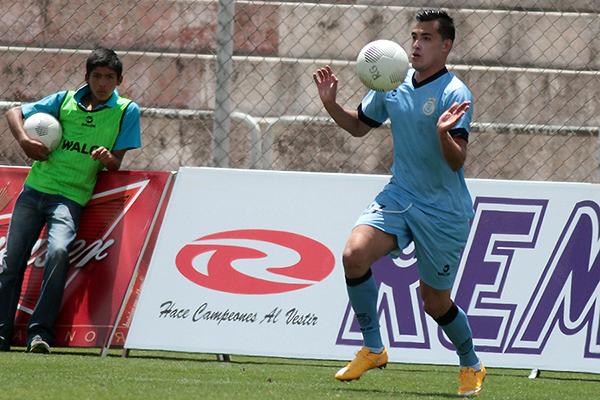 Iván Santillán (Foto: Vanessa Álvarez Sancho)