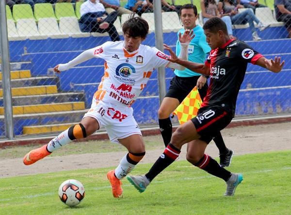 Ayacucho no presenta buenos números entre los puntajes de DeChalaca. (Foto: Michael Carrión / prensa Ayacucho)