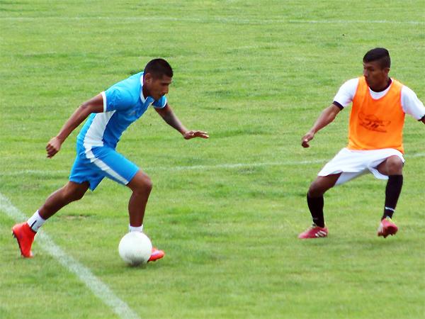 ¿Cómo jugará Sport Huancayo con Umaña en el banquillo? (Foto: prensa Sport Huancayo)