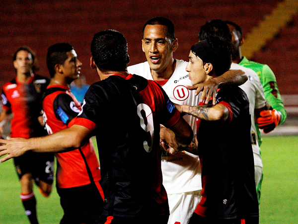 Melgar tendrá que luchar duro para repetir lo hecho en 2015. (Foto: diario La Voz de Arequipa)