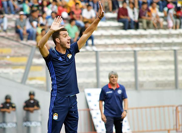 Soso consiguió menos puntos que Reynoso, pero fue determinante en las definiciones. (Foto: Raúl Chávarry / DeChalaca.com)