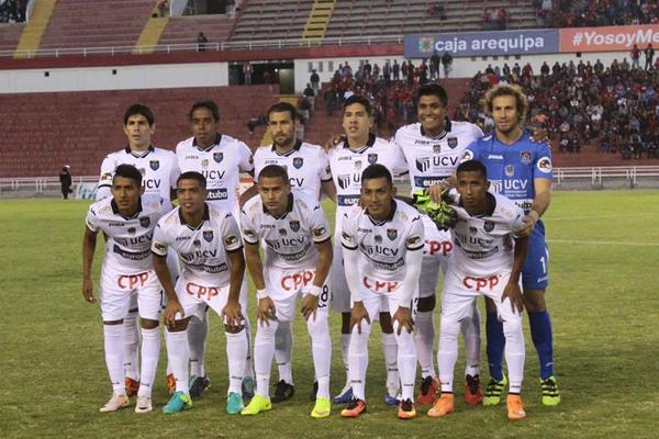 Christofer Gonzales regresó al fútbol peruano y debutó con Vallejo en las Series. (Foto: Miguel Zavala)