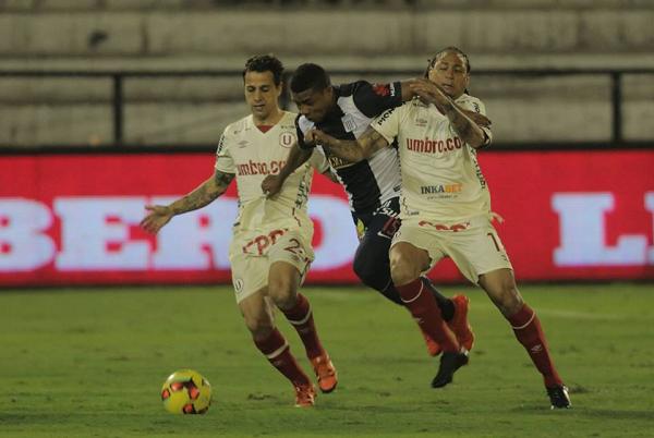 Dos clásicos del fútbol peruano que se disputaron en 2016 se resolvieron en mesa y desvirtuaron el torneo local