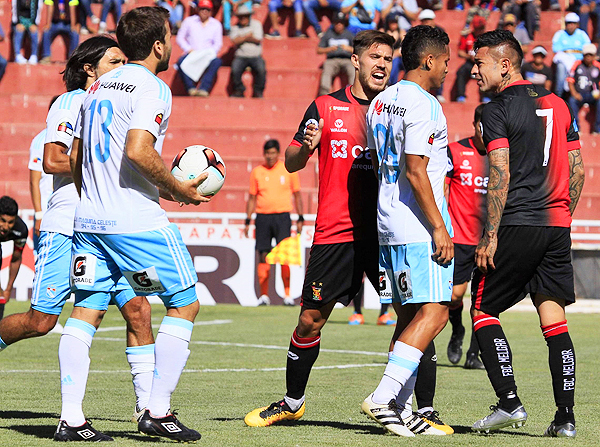 La final de la Segunda se jugará casi en simultáneo con la ida de la final del Descentralizado entre Cristal y Melgar. (Foto: Miguel Zavala / DeChalaca.com)