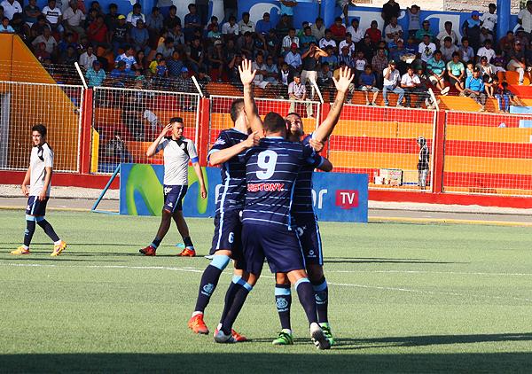 Valverde anotó de penal y liquidó el partido. (Foto: diario El Tiempo de Piura)