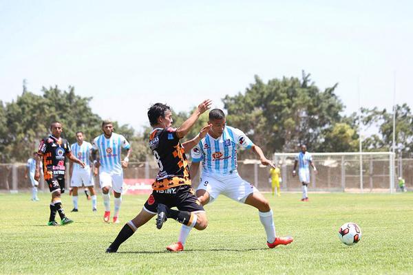 Tajima le permitió a Ayacucho sumar un punto en su visita a Sullana. (Foto: prensa Alianza Atlético)