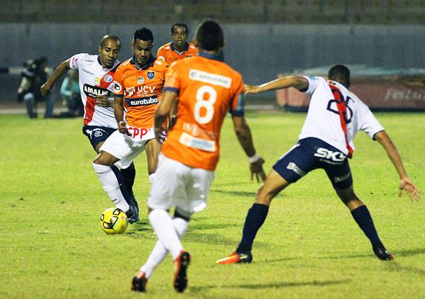 Jugadores como Quinteros y Millán estuvieron en un nivel superlativo. (Foto: diario La Industria de Trujillo)