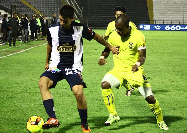 En su último partido como director técnico de Alianza en Matute, Jayo obtuvo un 4-0 frente a Comerciantes. (Foto: Pedro Monteverde / DeChalaca.com)