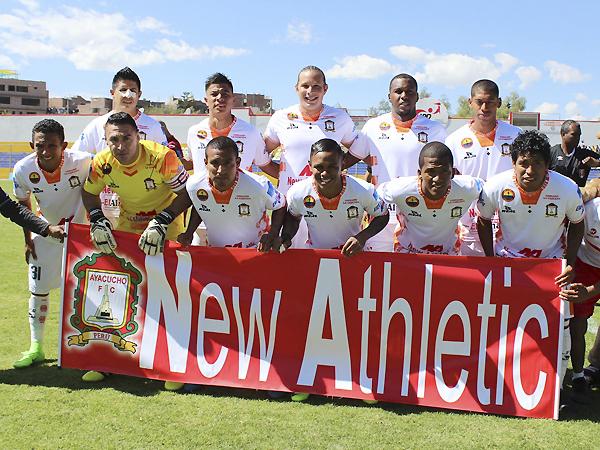 (Foto: Michael Carrión / prensa Ayacucho FC)