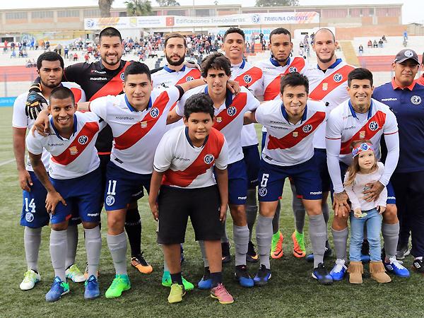 (Foto: prensa Deportivo Municipal)