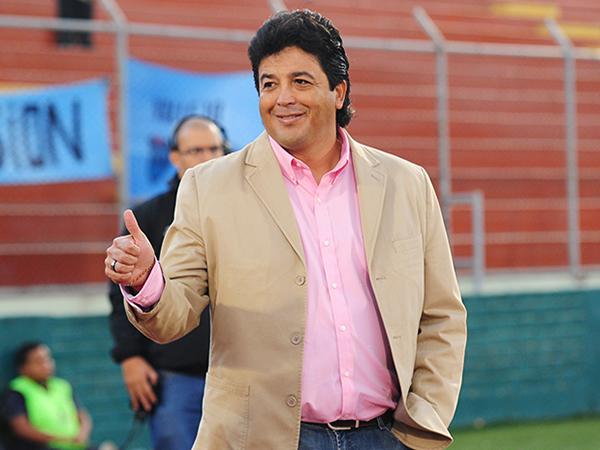Víctor Rivera estuvo muy identificado en el banco de la San Martín por todo el tiempo que estuvo. (Foto: Andina)