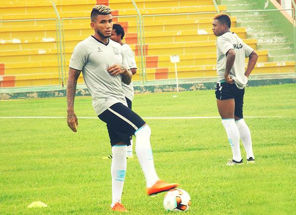 Tarek Carranza tiene la confianza para ser titular en Alianza Atlético. (Foto: prensa Alianza Atlético)
