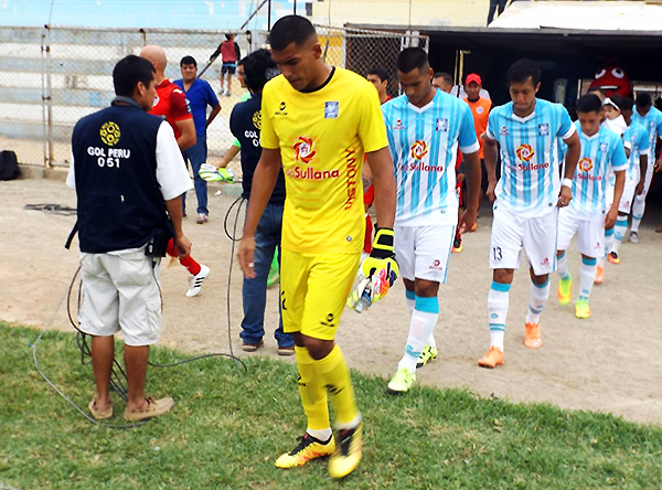 Rivadeneyra (Foto: prensa Alianza Atlético)