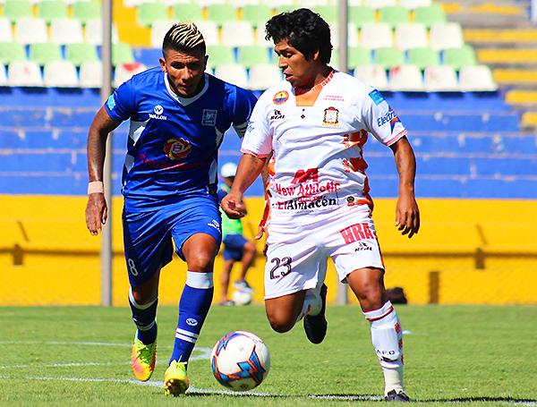 Mimbela (Foto: Michael Carrión / prensa Ayacucho FC)