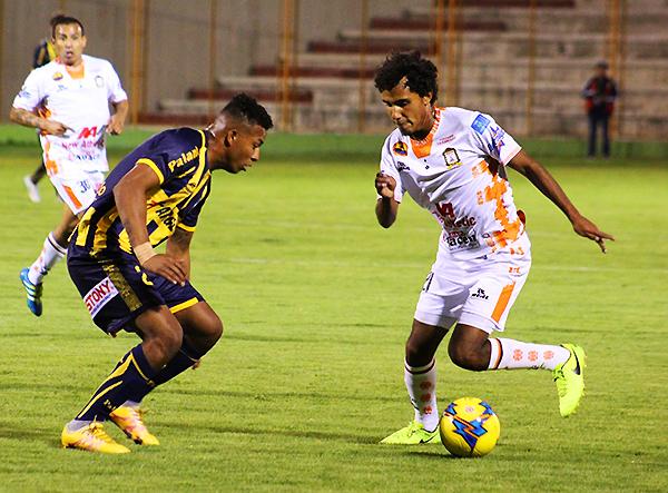 Neira (Foto: Michael Carrión / prensa Ayacucho FC)