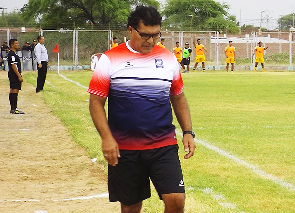 Miguel Miranda fue uno de los tantos técnicos que pasó este año por Alianza Atlético. (Foto: prensa Alianza Atlético)