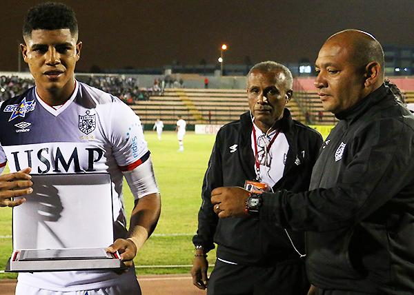 Aunque no logró un objetivo internacional con la San Martín, Orlando Lavalle tuvo respaldo en la temporada. (Foto: prensa Universidad San Martín)