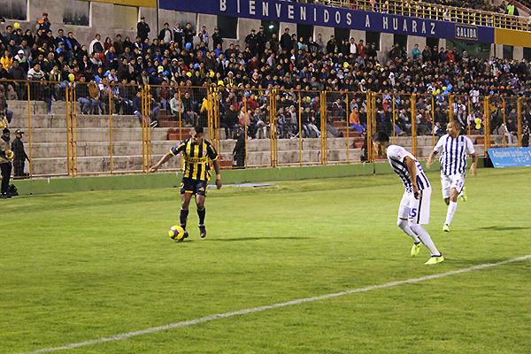 La grata revelación en cuanto a asistencias fue Sport Rosario: el tercer equipo que más gente llevó a los estadios en el Descentralizado. (Foto: Henry Ramírez / Visión Deportiva Huaraz)