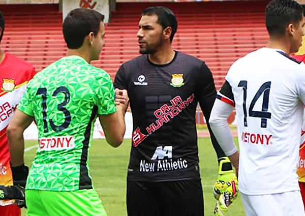 Solís (Foto: Guido Castillo / A Todo Deporte)