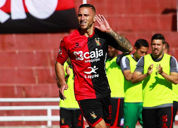 Herrera (Foto: Miguel Zavala / diario El Pueblo)