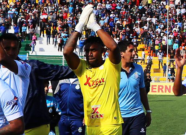 Ortiz (Foto: prensa Real Garcilaso)