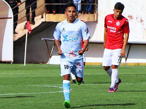 Tito (Foto: prensa Real Garcilaso)