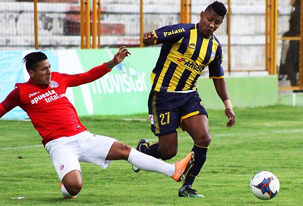 Adrianzén (Foto: prensa Sport Rosario)