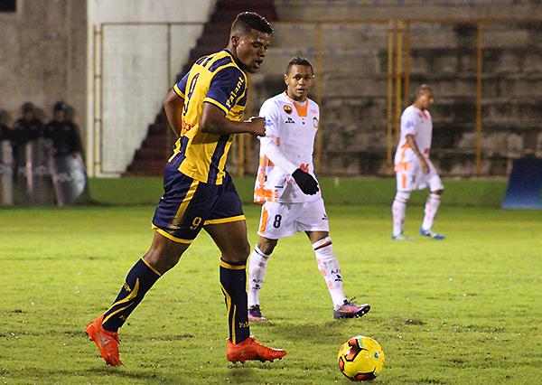 Perea (Foto: Henry Ramírez / Visión Deportiva Huaraz)
