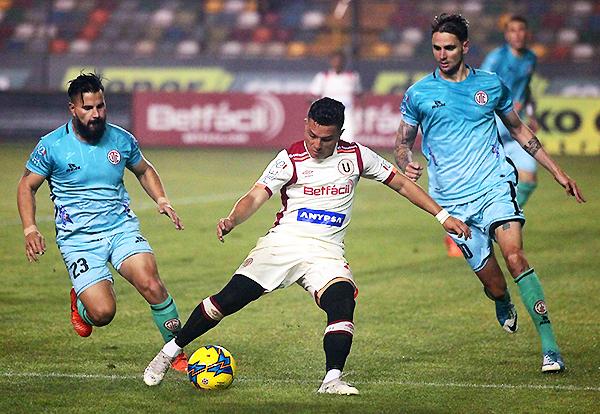 Núñez (Foto: prensa Universitario)