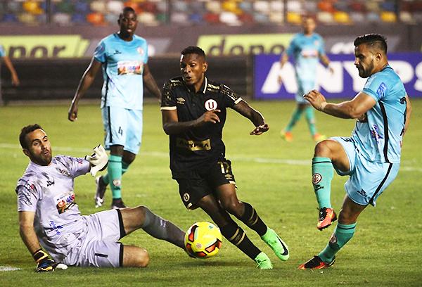 Quintero (Foto: prensa Universitario)