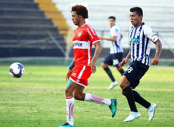 Alianza Lima tuvo muchas facilidades ante un Sport Rosario tímido. (Foto: cortesía Ovación digital)