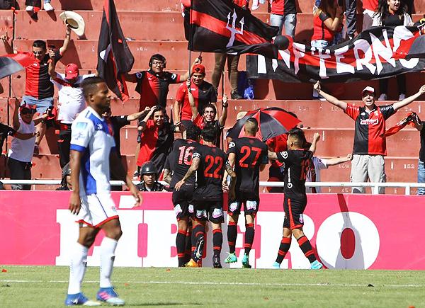 Melgar terminó celebrando. Un triunfo clave en la carrera por el Apertura. (Foto: Agencia Click)