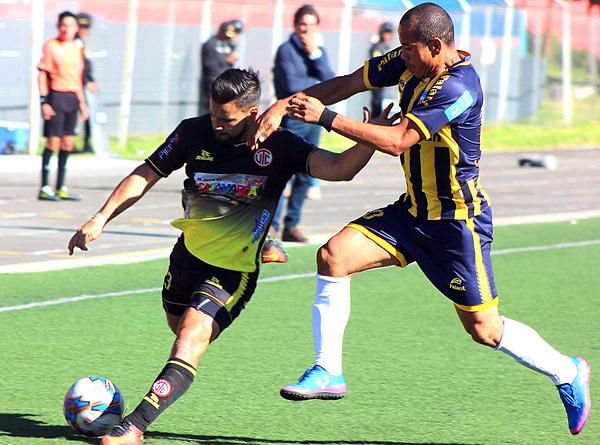 Aunque falló un gol cantado, Vergara fue uno de los jugadores más efectivos al momento de generar jugadas. (Foto: Cajamarca Deportes)