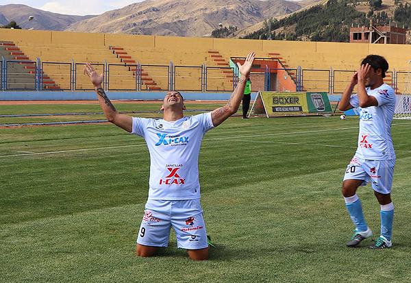 Mientras la mesa juega, Neumann sigue anotando con Real Garcilaso. (Foto: prensa Real Garcilaso)