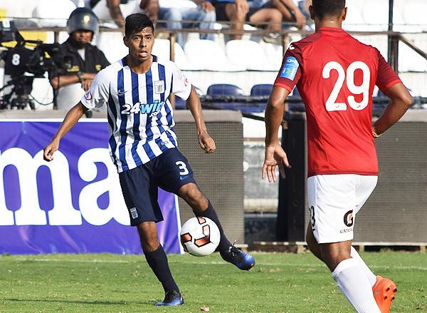 ¿Fabio Rojas tendrá más oportunidades en Alianza Lima? (Foto: Raúl Chávarry / DeChalaca.com)