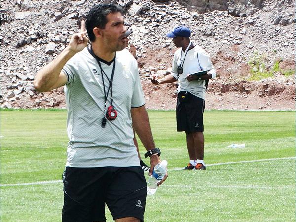 Duilio Cisneros recibió la confianza de Real Garcilaso para afrontar un reto interesante. (Foto: prensa Real Garcilaso)