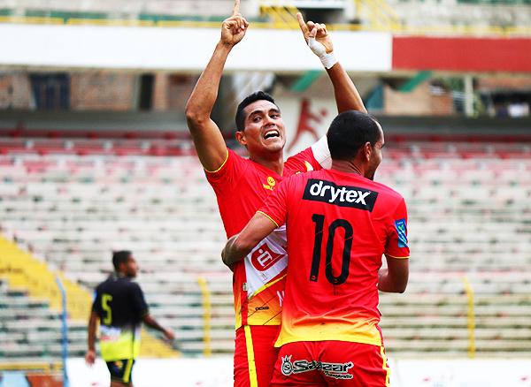 Víctor Balta se empieza a convertir en uno de los máximos referentes del Sport Huancayo (Foto: revista A Todo Deporte Huancayo)