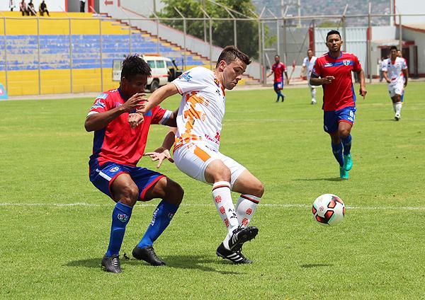 Ayacucho FC sigue sin poder estabilizar su rendimiento en condición de local (Foto: prensa Ayacucho FC)