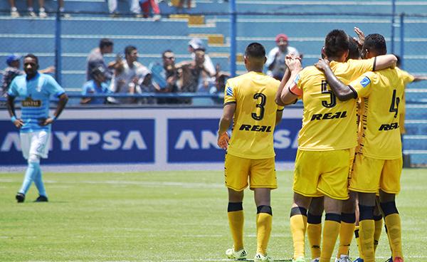 Cantolao atropelló a Cristal y lo humilló con un 1-4 en el Gallardo (Foto: Raúl Chávarry / DeChalaca.com)