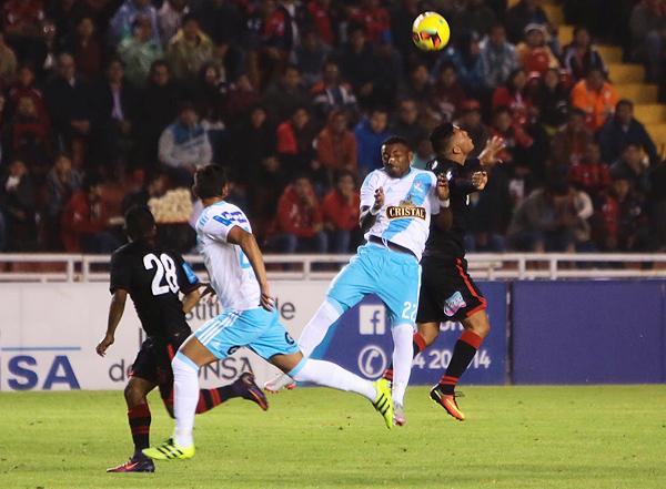 Melgar y Cristal demostraron ser los equipos que mejor juego muestran en el fútbol peruano. (Foto: Agencia Click)
