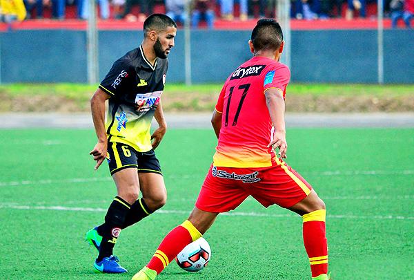 Gonzalo Baglivo tuvo un gran debut con camiseta de UTC. (Foto: prensa UTC)