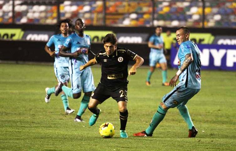 Universitario dominó a UTC y lo reflejó en el marcador. (Foto: Prensa Universitario)