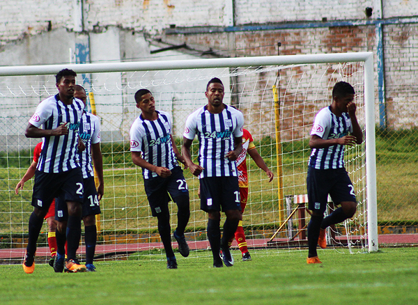 Ramírez espera consolidar una buena temporada. (Foto: Diario Primicia de Huancayo)
