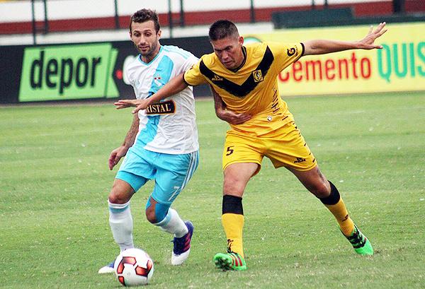 Luego de un inicio crítico, Cantolao acaba esta primera parte de la temporada. (Foto: Prensa Sporting Cristal)